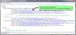 Firefox 3.1's source code viewer