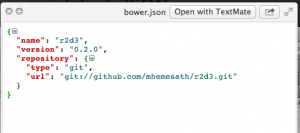 quick look JSON
