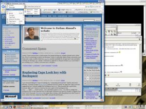 KDE Screenshot