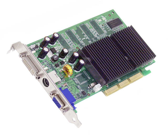 The Actual Video Card